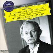 Beethoven: Piano Sonatas Nos.8, 14, 21 & 22 by Wilhelm Kempff