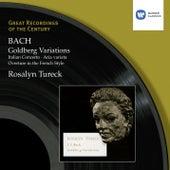 Goldberg Variations etc von Rosalyn Tureck