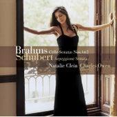 Brahms: Cello Sonatas . Schubert: Arpeggione Sonata by Charles Owen