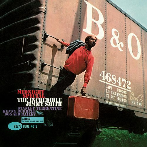 Midnight Special (Rudy Van Gelder Edition) by Jimmy Smith