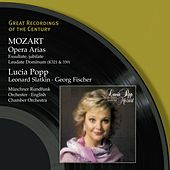 Mozart: Operatic and Sacred Arias by Various Artists