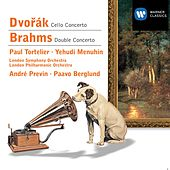 Dvorak : Cello Concerto/Brahms : Double Concerto by Paul Tortelier