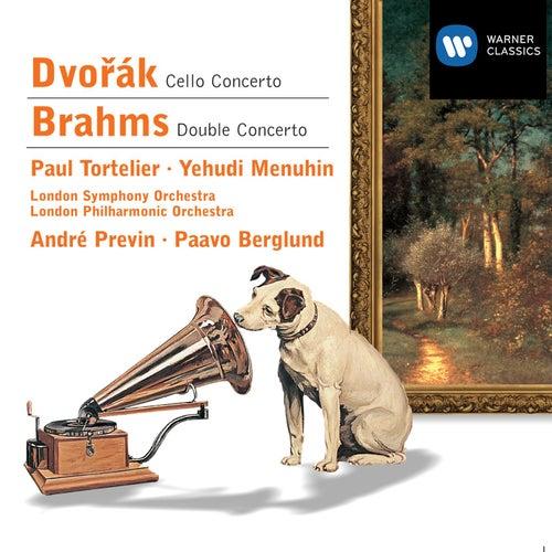 Dvorak : Cello Concerto/Brahms : Double Concerto by Paul Tortelier