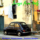 Songs from Italy by Various Artists