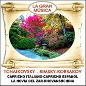 La Gran Música Vol 13 - Capricho Español y Capricho Italiano by Česká filharmonie