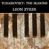 Tchaikovsky: The Seasons, Op. 37a by Leon Zyker