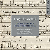 LOQUEBANTUR: Music from the Dow Partbooks by Various Artists