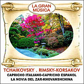 La Gran música Vol 13  : Capricho español-Capricho italiano by Česká filharmonie