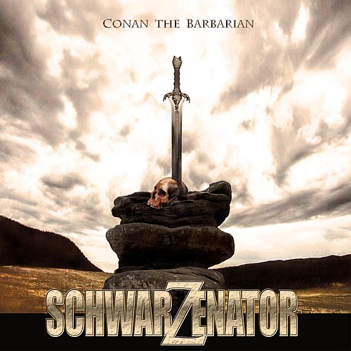 Conan: The Barbarian by Schwarzenator