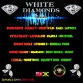 White Diamonds Riddim (Majestik Dominion Records Presents - Jamaica Joins Bermuda) by Various Artists