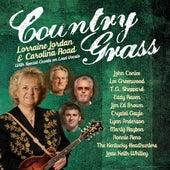Country Grass by Lorraine Jordan