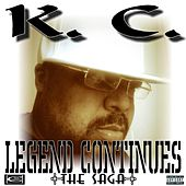 Legend Continues by KC (Trance)