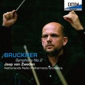 Bruckner: Symphony No. 2 by Netherlands Radio Philharmonic Orchestra