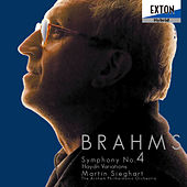 Brahms: Symphony No. 4 & Variation on a Theme by Joseph Haydn by Arnhem Philharmonic Orchestra