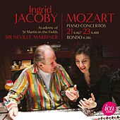 Mozart: Piano Concertos Nos. 21, 23 & Rondo in A Major by Ingrid Jacoby