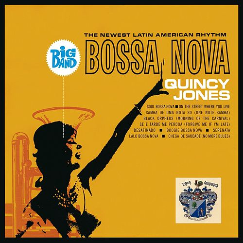 Big Band Bossa Nova by Percy Faith