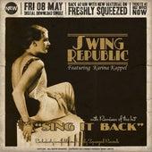 Sing It Back by Swing Republic
