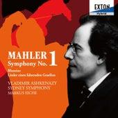Mahler: Symphony No. 1 Titan, Blumine & Lieder eines Fahrenden Gesellen by Sydney Symphony