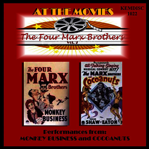 The Cocoanuts / Monkey Business by The Marx Brothers