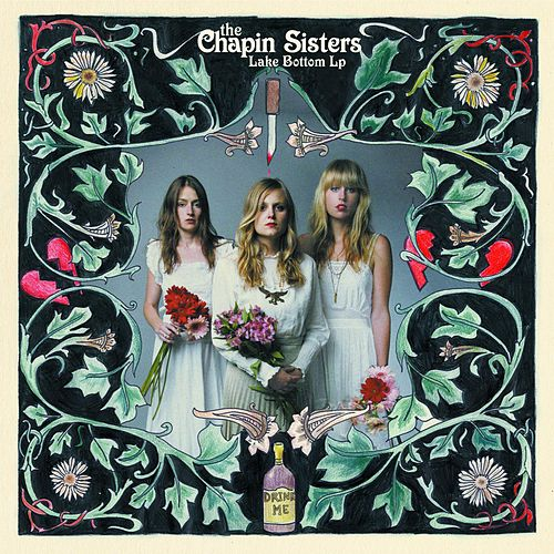 Lake Bottom LP by The Chapin Sisters