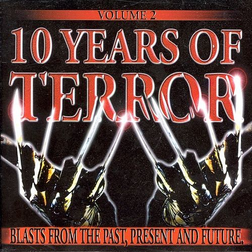 10 Years Of Terror - vol 2 by Various Artists