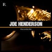 Recorda Me von Joe Henderson