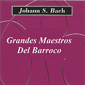 Grandes Maestros Del Barroco - Johann S. Bach by Various Artists