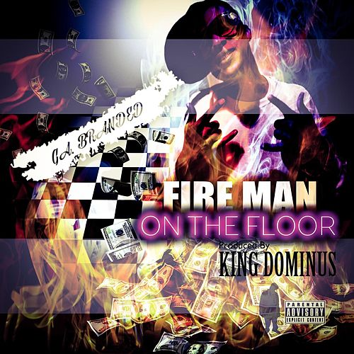 On the Floor by the fireman