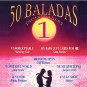 50 Baladas Inolvidables, Vol. 1 von Various Artists