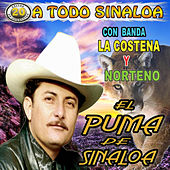 A Todo Sinaloa Con Banda La Costena Y Norteno by El Puma De Sinaloa