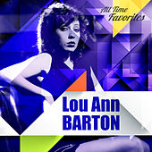 All Time Favorites: Lou Ann Barton by Lou Ann Barton