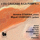 Du Caucase à la Pampa (From the Caucasus to the Pampa) by Miguel Charosky