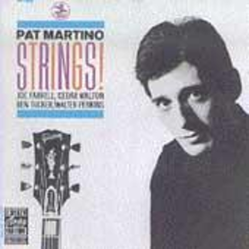 Strings! by Pat Martino