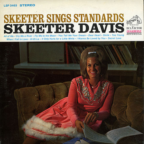 Skeeter Sings Standards by Skeeter Davis