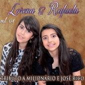 Tributo a Milionario & José Rico, Vol. 4 by Lorena
