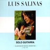 Clásicos de Música Argentina, Y Algo Más (Sólo Guitarra) by Luis Salinas