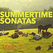 Summertime Sonatas, Vol. 1 by Sunshine Classical Orchestra