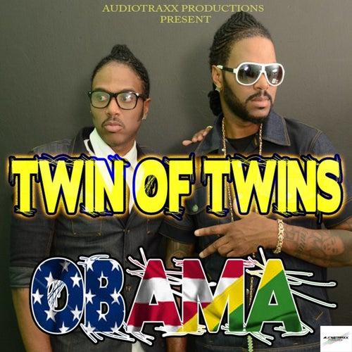 Obama - Single by Twin of Twins