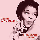 Mad About The Boy - 40 Greatest Hits by Dinah Washington