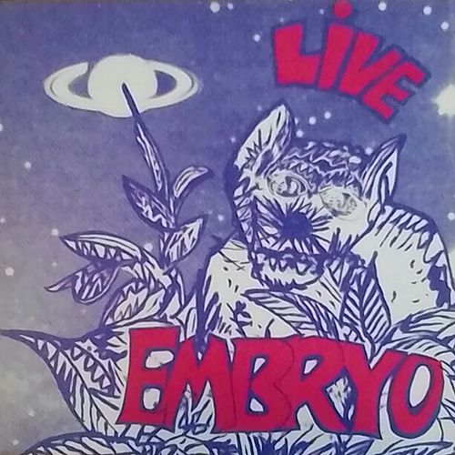 EMBRYO (Live) by Embryo