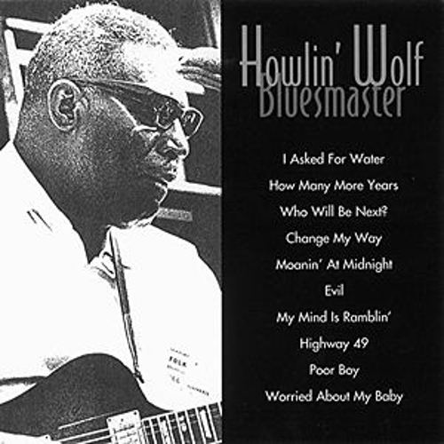 Bluesmaster by Howlin' Wolf