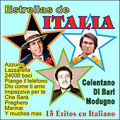 Estrellas de Italia by Various Artists