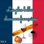 Les plus belles chansons françaises, Vol. 4 by Various Artists