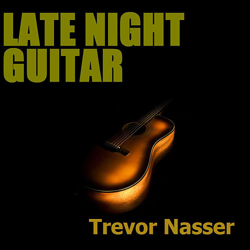 Late Night Guitar by Trevor Nasser