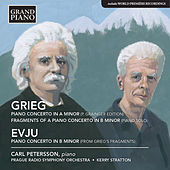 Grieg & Evju: Works for Piano by Carl Petersson