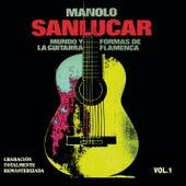 Mundo y Formas de la Guitarra Flamenca Vol.1 by Manolo Sanlucar