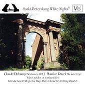 Debussy: Nocturne No. 1 & No. 2 - Ravel: Ma Mère L'oye (Suite) & Valses Nobles Et Sentimentales & Introduction Et Allegro for Harp, Flute, Clarinette and String Quartet by Sankt Petersburg Philharmonic Academic Symphony Orchestra