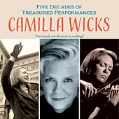 5 Decades of Treasured Performances: Camilla Wicks (Live) by Camilla Wicks