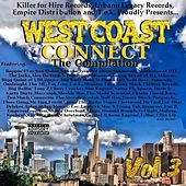 West Coast Connect the Compilation Vol. 3 by Various Artists