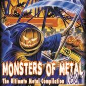 Monsters Of Metal Vol. 1 (Bonus Version) by Various Artists